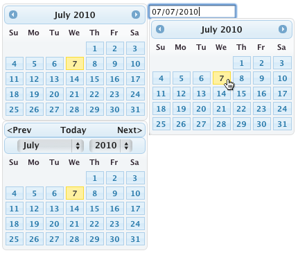 datepicker plugin and jQuery UI 1 8 2 theme not compatible? - jQuery