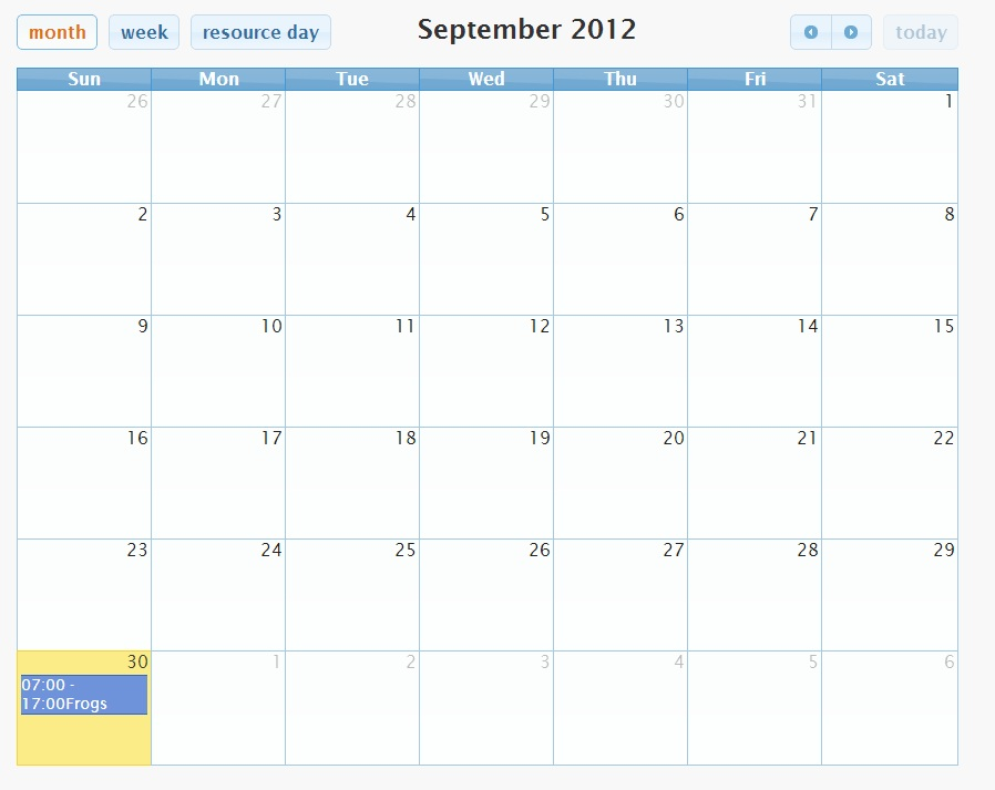 Fullcalendar event source not loading on first page load