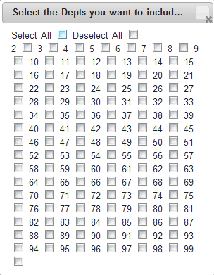 Is There A Way To Wrap Each Label Checkbox Pair Jquery Forum