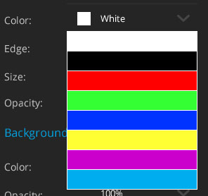 how to style jquery Selectmenu component - jQuery Forum