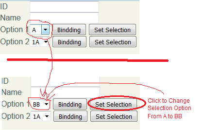 How to set dropdownlist selected index? - jQuery Forum